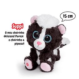 Doninha Suppi, Peluche de 15cm