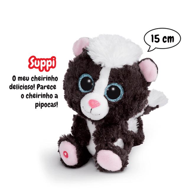 Comadreja Suppi, Felpa 15cm