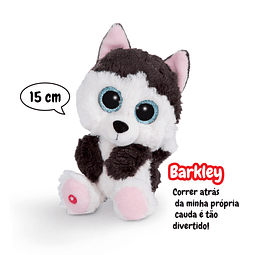Husky Barkley, Peluche de 15cm