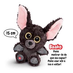Morcego Baako, Peluche de 15cm