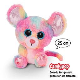 Rato Candypop, Peluche de 25cm
