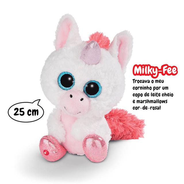 Milky-Fee Unicorn, 25cm Plush