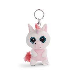 Milky-Fee Unicorn Keyring