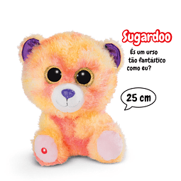 Urso Sugardoo, Peluche de 25cm
