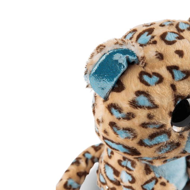Leopardo Lassi, Peluche de 25cm