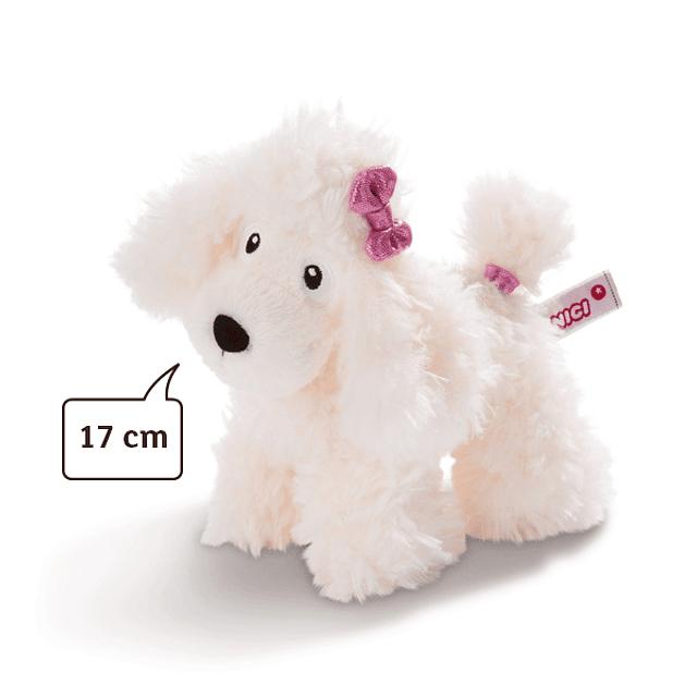 Caniche, Peluche de 17cm