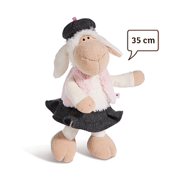 Jolly Chic Sheep, 35cm Plush