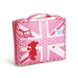 Jolly in London Small Cosmetic Bag