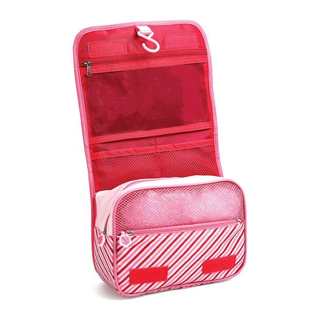 Portable Cosmetic Bag With Jolly Hook in London