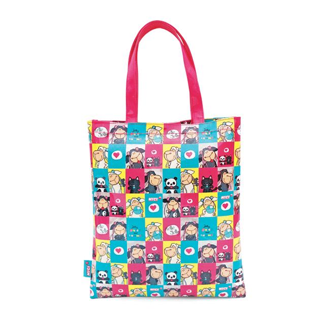 Jolly Summer Shopping Bag