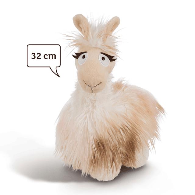 Lama Flokatina, Peluche de 32cm