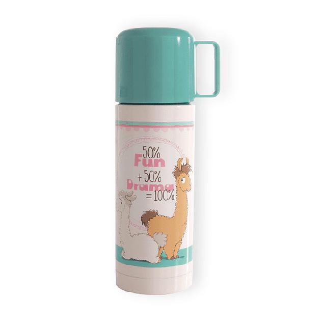 Dalia & Luis Lama Thermal Bottle