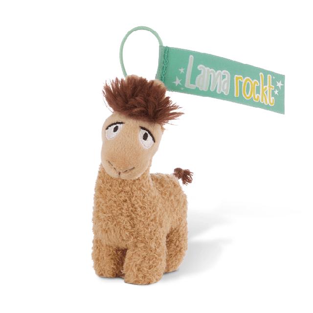 Lama Luís, Peluche de 12cm Com Fio