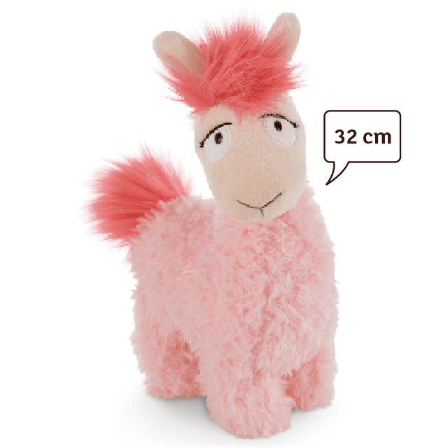 Rosy Lama, 32cm Plush