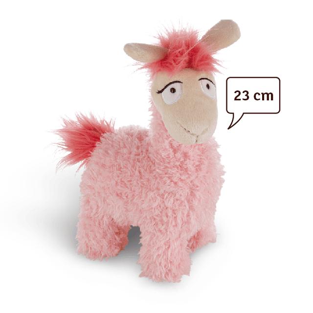 Rosy Lama, 23cm Plush