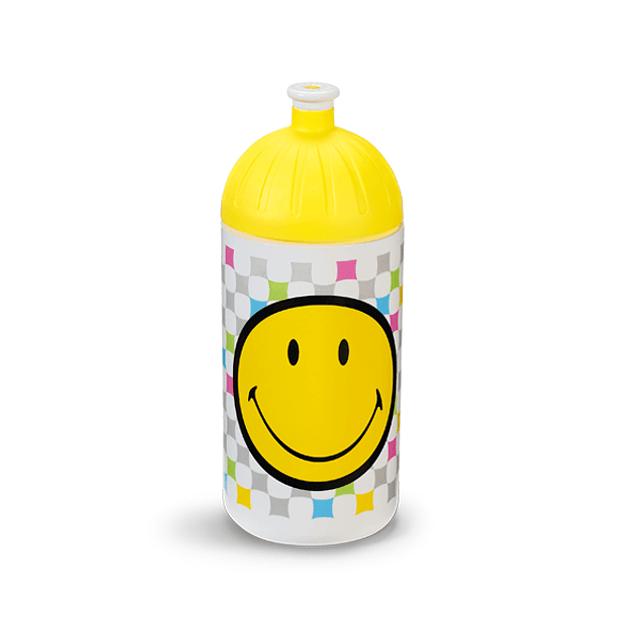 Sportbottle Smiley