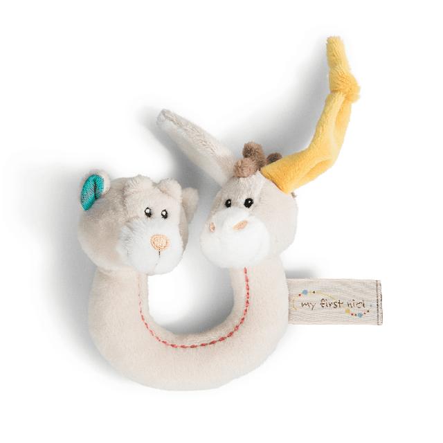 Donkey Muli and Urso Taps Plush Ring