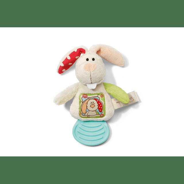 Peluche Conejo con Mordedor