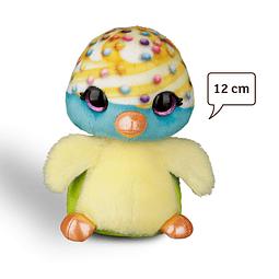 Pássaro Cremelli, Peluche de 12cm