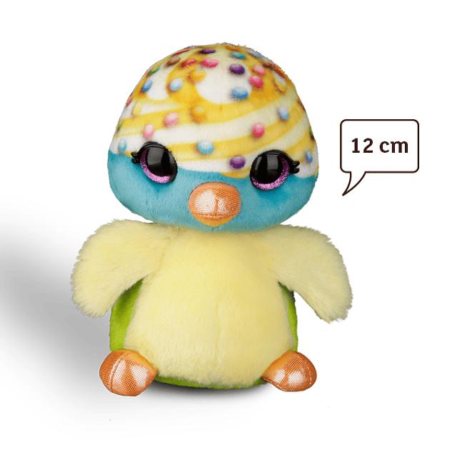 Cremelli Bird, 12cm Plush