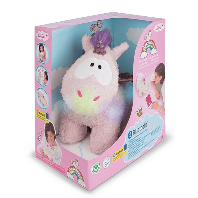 Multicolor Sound and LED Speaker, Unicorn Cloud Dreamer