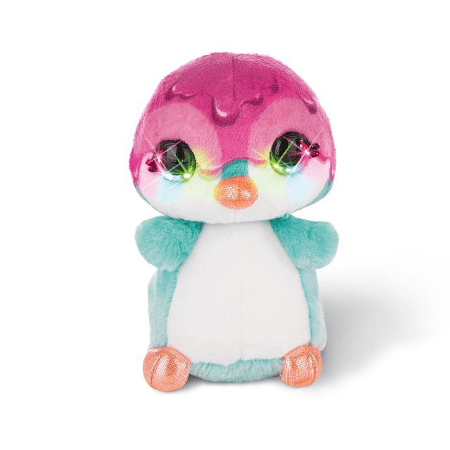 """Deezy Penguin """"Crazy"""", peluche de 16 cm"""
