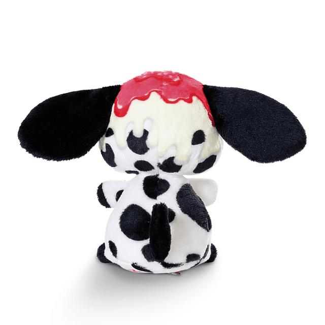 """Perro """"Tarta de queso de frambuesa"""", peluche de 22 cm"""