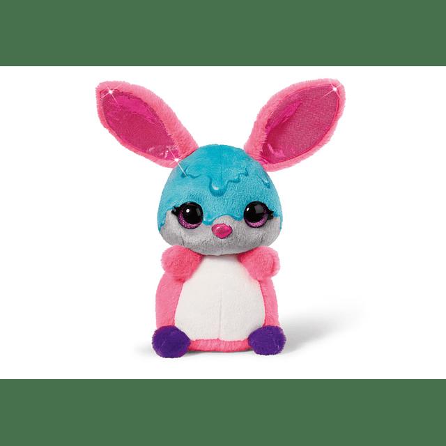 """Conejo """"loco"""", peluche de 16 cm"""