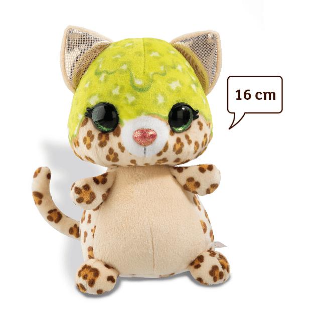 Leopard Limlu, peluche de 16 cm