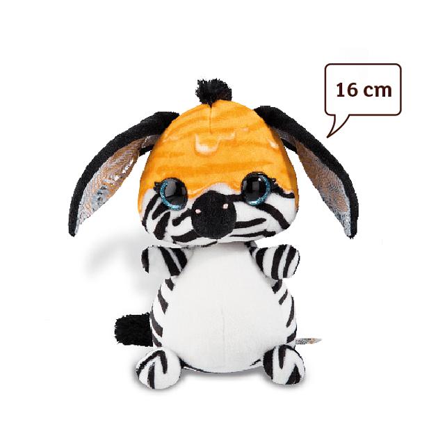Zebra Ijona, Peluche de 16cm