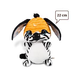 Zebra Ijona, Peluche de 22cm