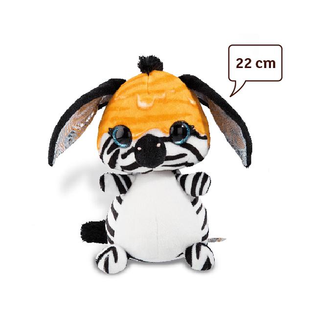 Zebra Ijona, 22cm Plush