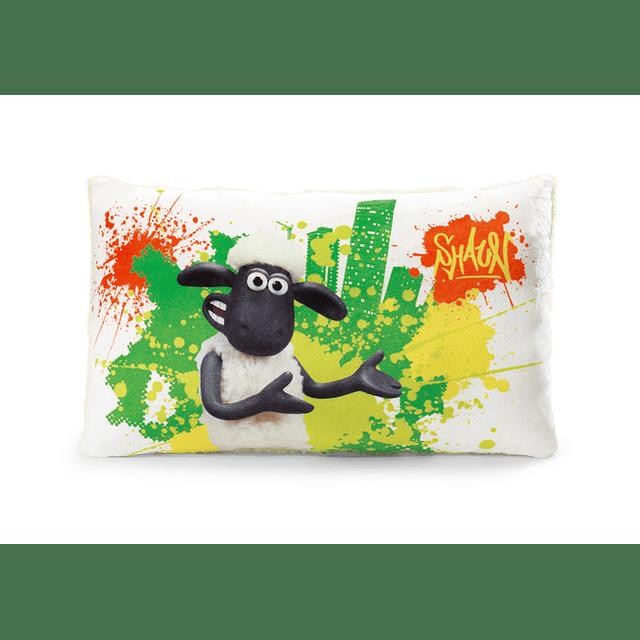Shaun the Sheep Rectangular Cushion