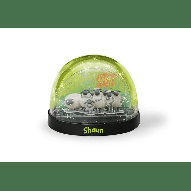 "Water Globe Sheep Choné ""Big City"""