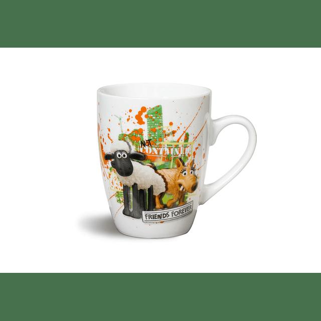 Shaun the Sheep White Mug