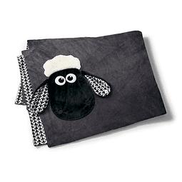 Shaun the Sheep plush blanket