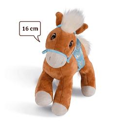 Cavalo Haflinger Leotie, Peluche de 16cm