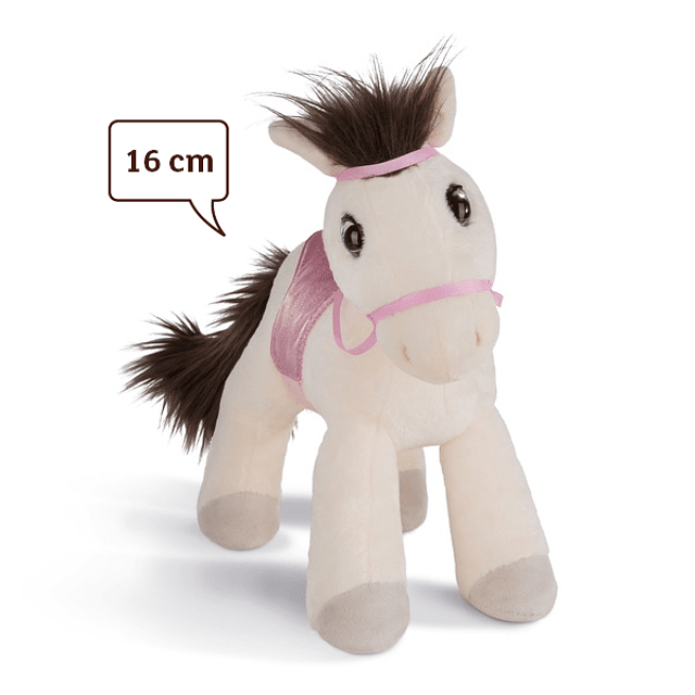 Cavalo Mustangue Ayeta, Peluche de 16cm