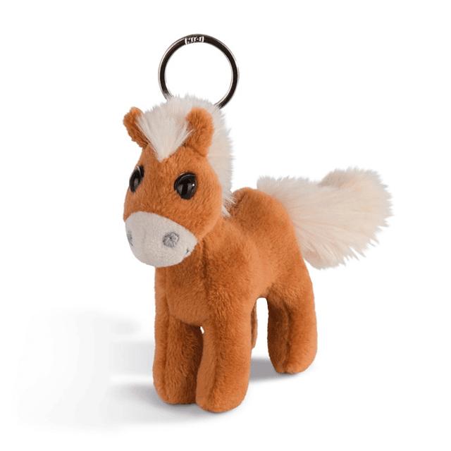 Horse Key Chain Haflinger Leotie