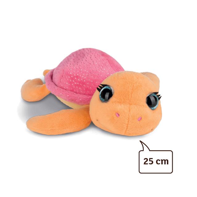 Tartaruga Marinha Sealina, Peluche de 25cm