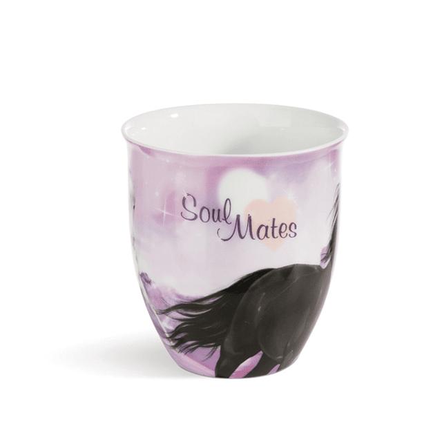 Soulmates Mystery Hearts Mug
