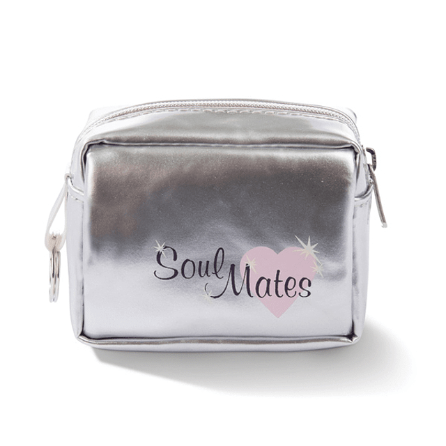 Soulmates Case With Keyring Ring