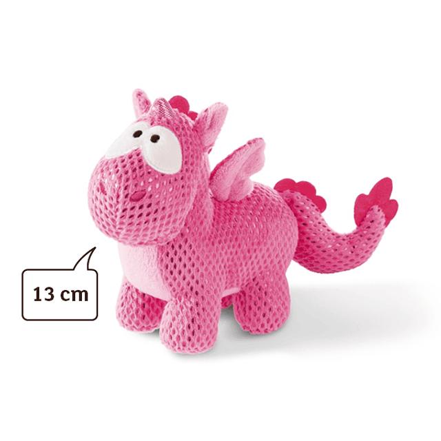 Plush Unicorn-Dragon Ruby de la Rosa, 13cm