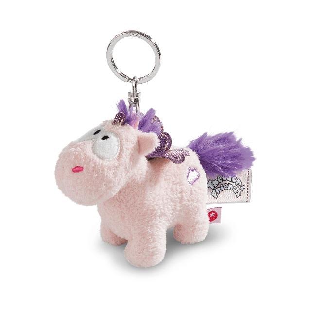 Unicorn Cloud Dreamer Keychain
