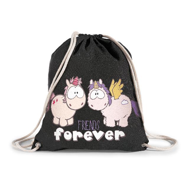 "Bolsa de deporte Unicorn Cloud Dreamer ""Friends Forever"""