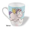 """Unicorn Could Dreamer Mug, """"Friends Forever"""""""