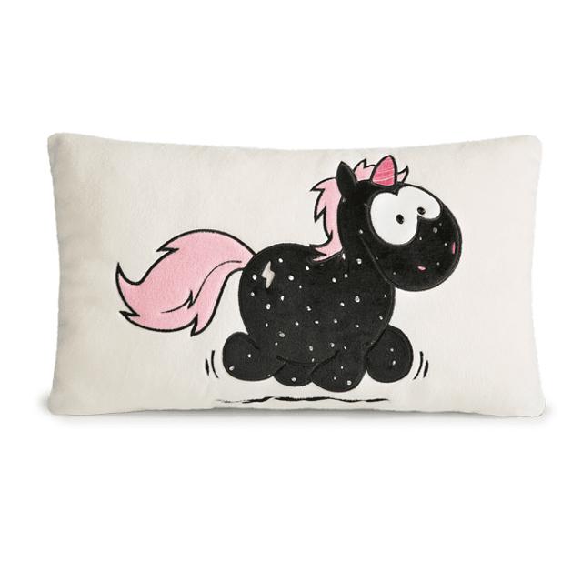 Rectangular Cushion Unicorn Carbon Flash