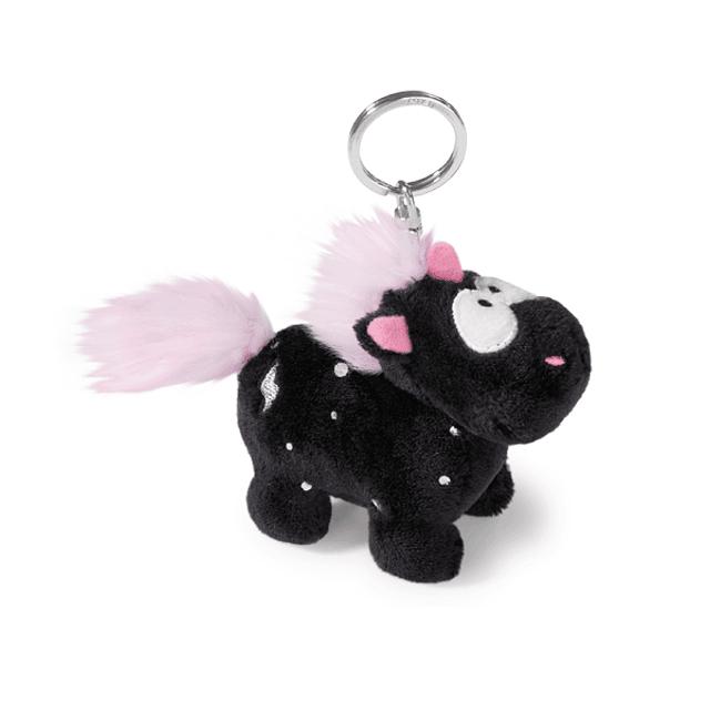 Unicorn Carbon Flash Keyring