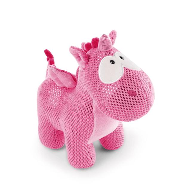 Plush Unicorn-Dragon Ruby de la Rosa, 22cm