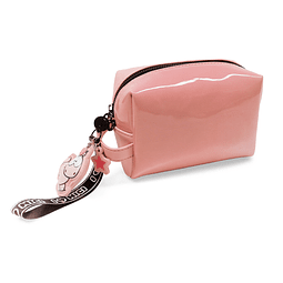 Cosmetic Bag With Keyring